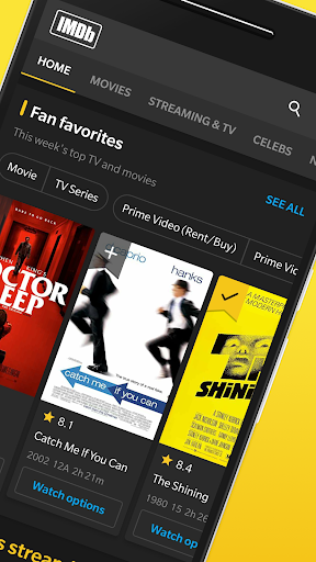 IMDb: Your guide to movies, TV shows, celebrities screenshot 2