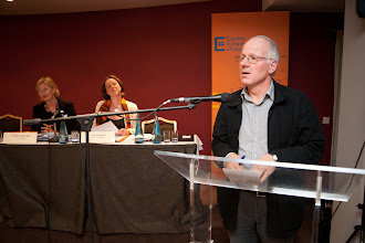 Photo: Josef De Witte from the Centre for Equal Opportunities and Opposition to Racism (Belgium)