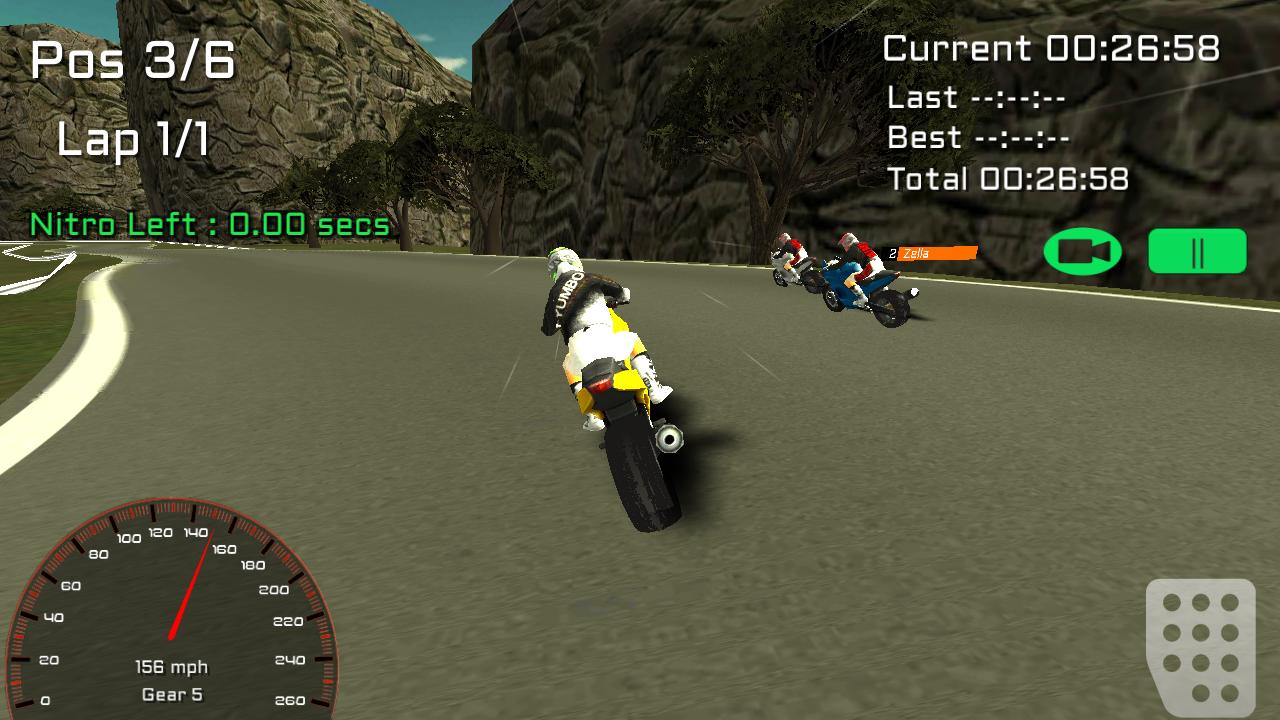 Bike Racing Motorcycle Game