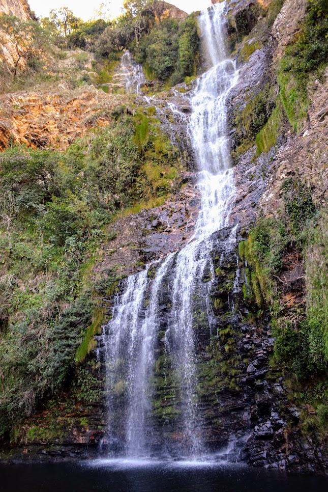A Cachoeira da Farofa por inteira!