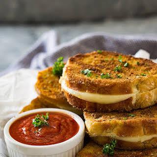 Italian Grilled Cheese Sandwich.