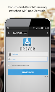 TARIS-Driver – Miniaturansicht des Screenshots