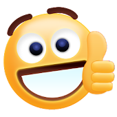 Thumbs Up Sticker Emoji Gif