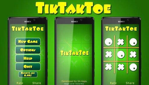 Tik Tak Toe - Addictive Game 1 screenshots 1