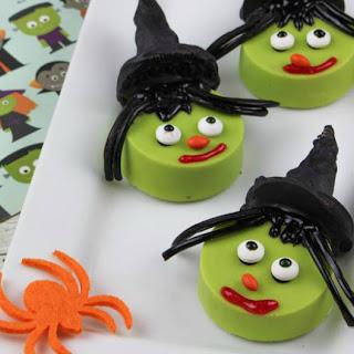 Wicked Witch Cookies – Easy Halloween Treats