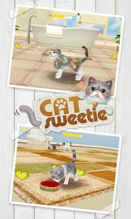 Cat Sweetie - náhled