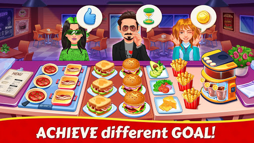 Cooking Family :Craze Madness Restaurant Food Game  screenshots 2