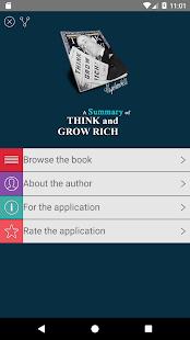 Think and Grow Rich-Summary - náhled