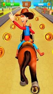 Tiny Horse Run : Free Running Games 2