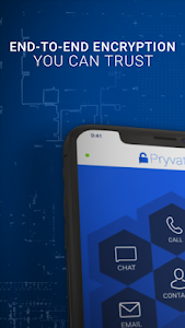 Pryvate Now – The Secure Mobile Communication App 11.2.08