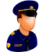 Chicago Police Scanner Icon