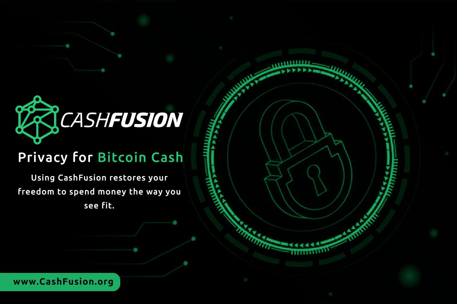 Blog CashFusion