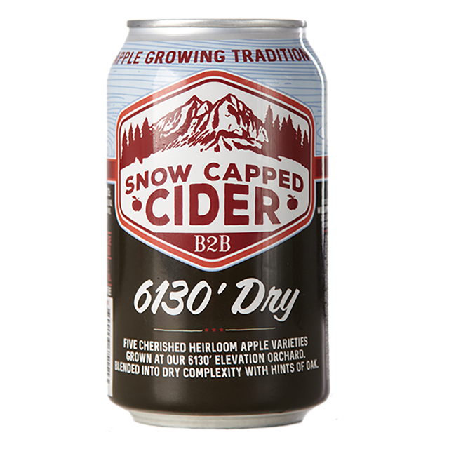 Logo of Snow Capped 6130' Dry Cider