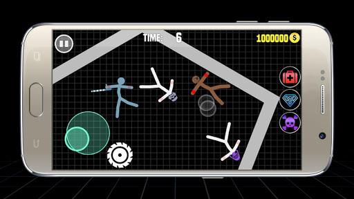 Stickman Warriors Online : Epic War 1.1.13 screenshots 10