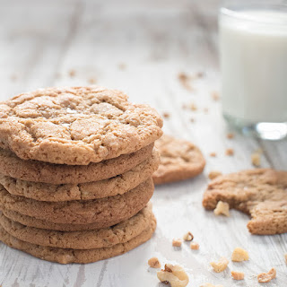 Toffee Nut Cookies