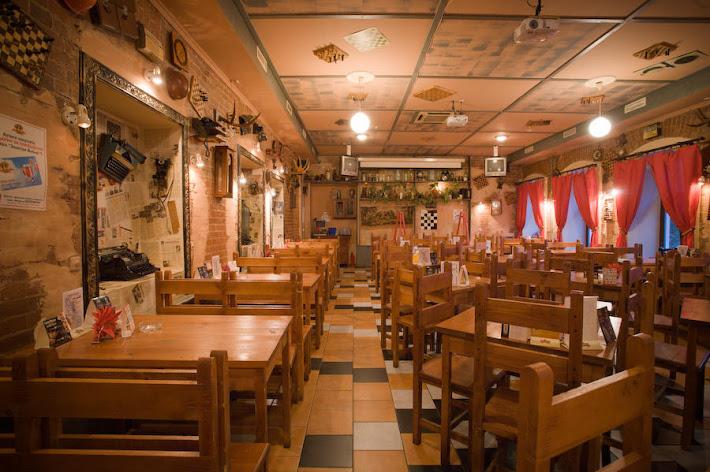 Фото №6 зала Золотая вобла на Покровке