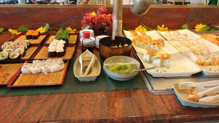 Photo of Genghis Khan Kitchen - Alameda, CA, United States. Sushi