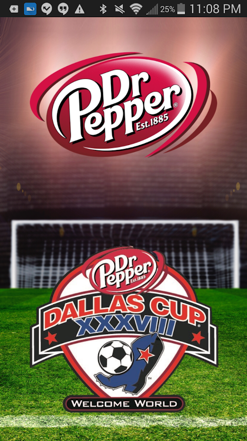 Dallas Cup- screenshot