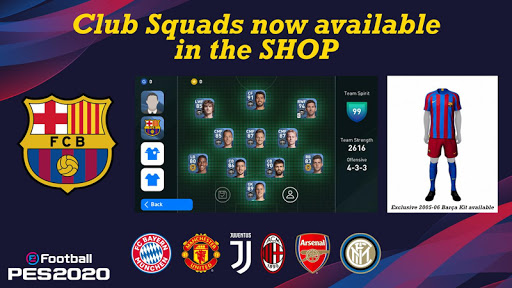 eFootball PES 2020 screenshot 16