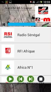 Sénégal Live Radio screenshot 1