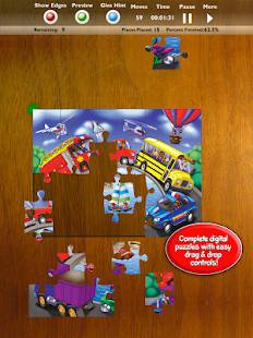 Jigsaw Puzzles by MasterPieces- screenshot thumbnail