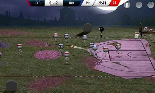 Stickman Basketball 2017 App Latest Version Download For Android and iPhone 5