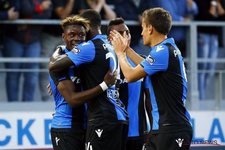 Efficiënt Club Brugge worstelt zich voorbij gedreven Essevee naar knappe 9 op 9 - met dank aan (video)ref?
