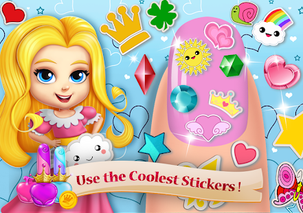 Princess nail salon girls game makeup beauty spa android apps princess nail salon girls game makeup beauty spa screenshot thumbnail prinsesfo Gallery