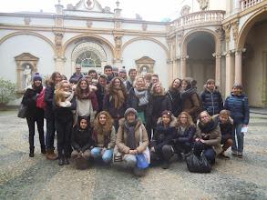 """Photo: 03/02/2015 - Istituto superiore """"Spinelli"""" di Torino, con studenti francesi provenienti dal Liceo """"Chatelet """" della città di Douai nella regione Nord Pas De Calais."""