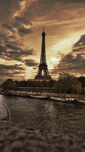 Paris Lock - Slide To Unlock