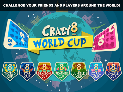 Crazy 8 Multiplayer screenshot 6