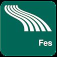 Fes Map offline