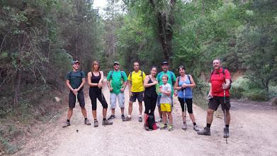 Photo: Iniacimos la ruta a la cueva de la Buitrera