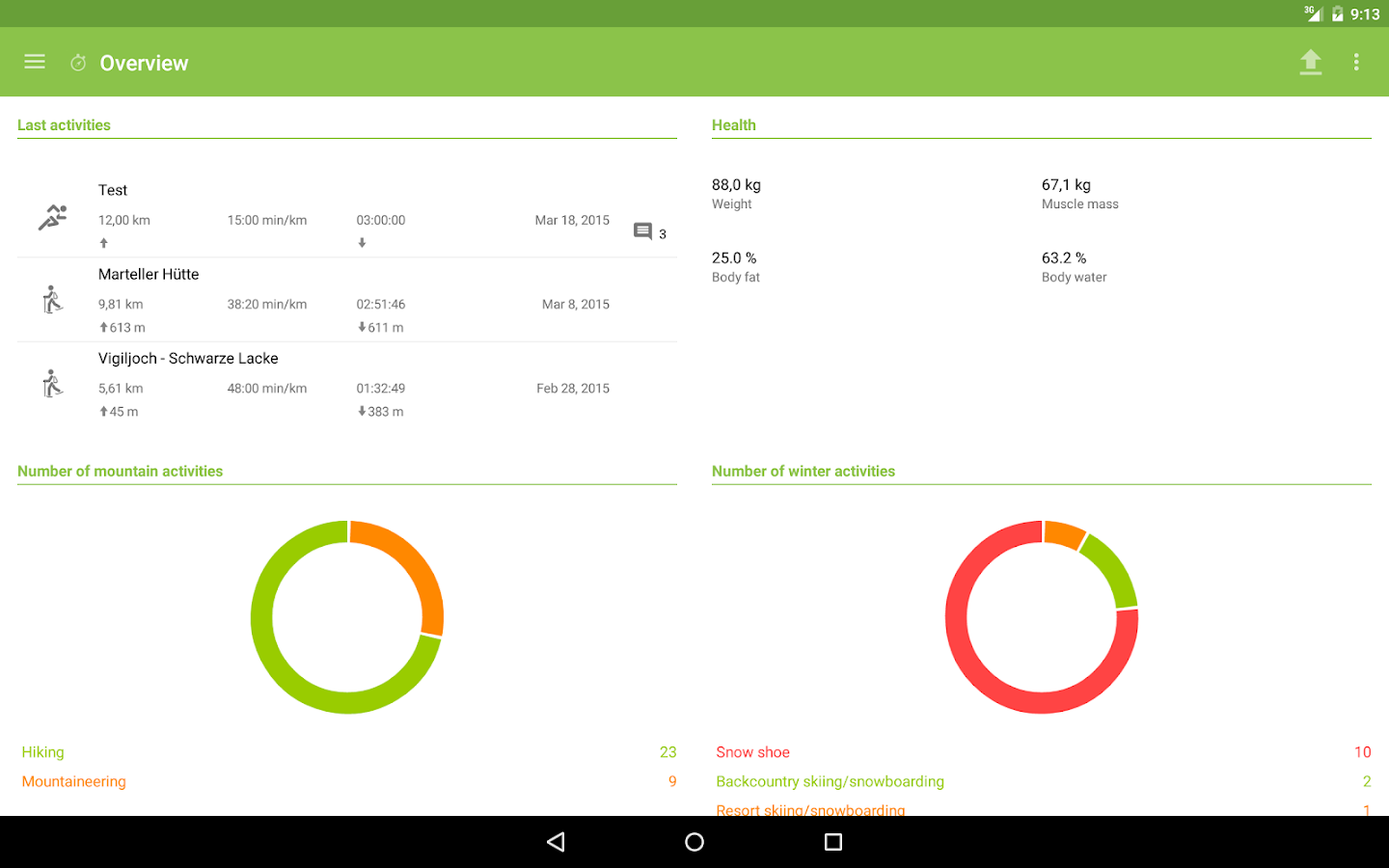 how to add vo2max on phone garmin app