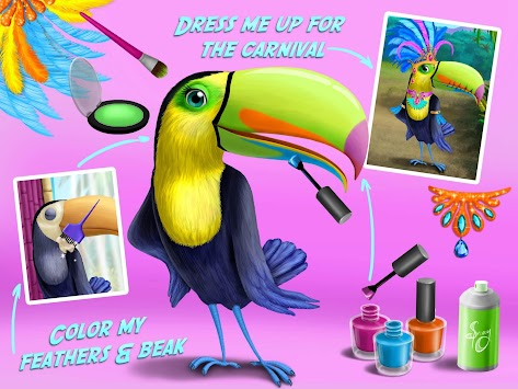 Jungle Animal Hair Salon APK screenshot thumbnail 23