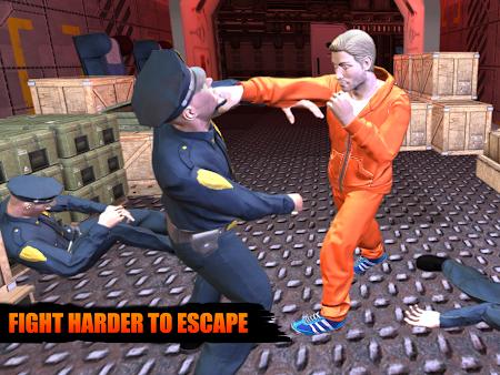 Police Airplane Prison Escape 1.6 screenshot 1108702