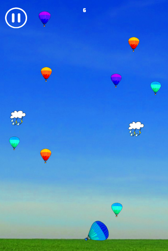 Hot air balloon free for all android apps on google play for Free balloon games