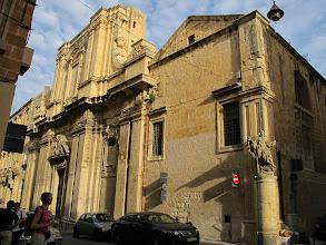 Photo: 220 La Valette, rue des marchands, église St Ignace