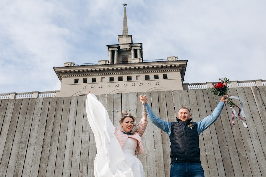 Wedding photographer Lada Terskova (telada). Photo of 15.01.2019