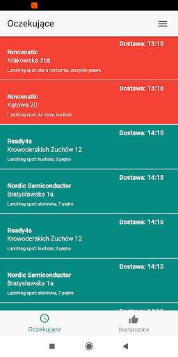 Kurier Lunching 1.0.24 screenshots 1