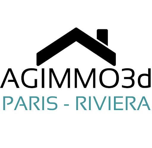 Logo de AGIMMO 3D