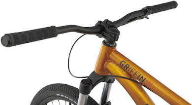 "Radio 2019 Griffin Pro 26"" Complete Dirt Jump Bike 22.8"" TT Translucent Gold alternate image 4"