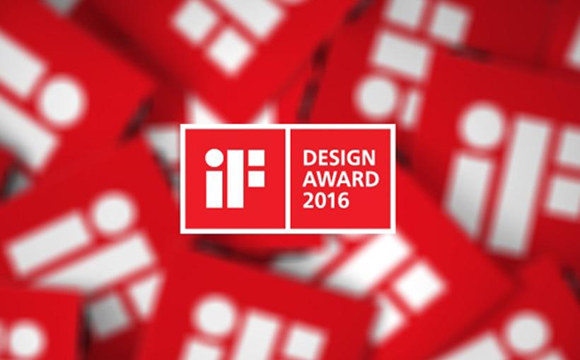 Устройства Wacom удостоены четырех престижных наград iF DESIGN AWARDS