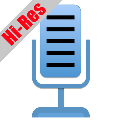Hi-Res Audio Recorder - Voice Effect, Field Record APK Cracked Download