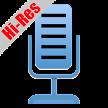 Hi-Res Audio Recorder game APK