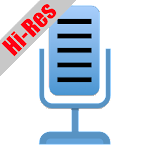 Hi-Res Audio Recorder 0.10.63