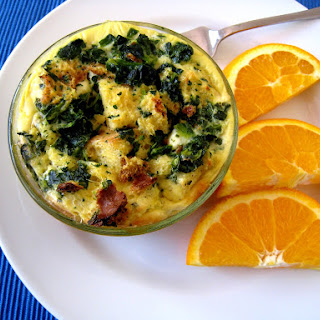 Greek Egg Casserole Recipe
