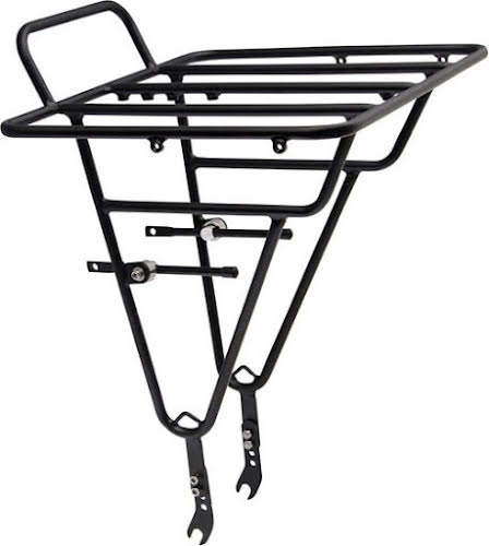 Soma Fabrications Porteur Front Cargo Rack - Black