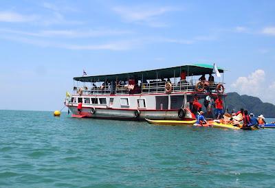 The Jewels of Phang Nga Bay by Big Boat