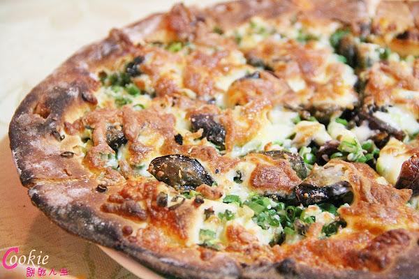 樂窯餐飲坊 窯烤披薩中西合併 融入宜蘭在地食材,可DIY披薩